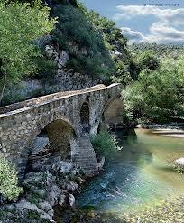 bridge in itea greece - Google Search