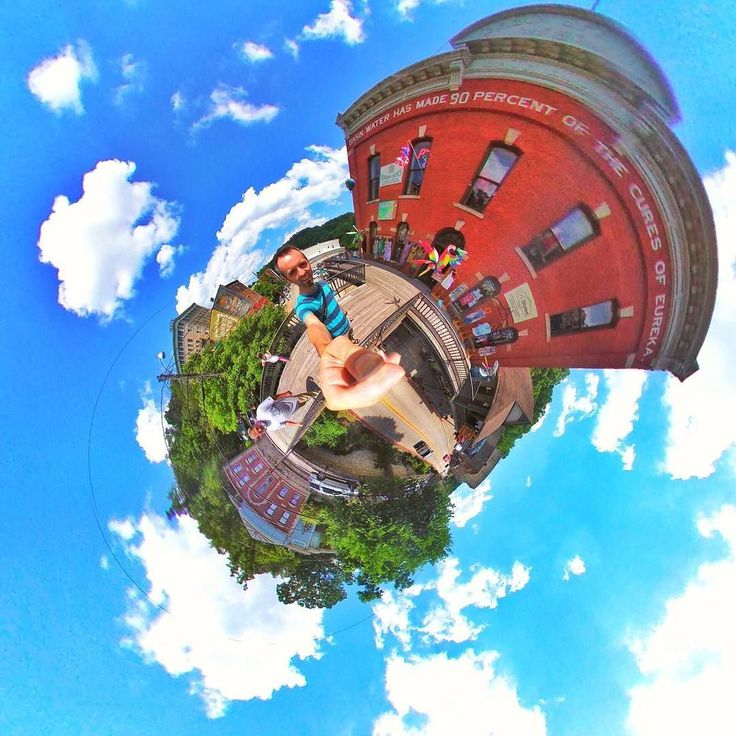 Snagged this #360selfie near this cool building in #eurekasprings while waiting for @kristafourn. Post your favorite emoji for this picture in the comments?  // #tinyplanet #littleplanet #photosphere #360degrees #camera360 #360view #360photography #360panorama #aroundtheworld #tinyplanetbuff #360selfie #rollworld #travel #traveling #explore #exploring #welltravelled #justbackfrom #followmetoo #whatsinmybag #cntravelereats #passportexpress #passionpassport #dametraveler #thediscoverer…