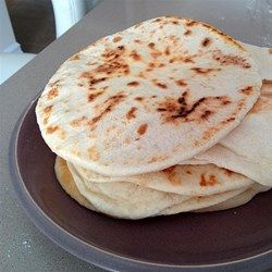 Chef John's Pita Bread - Allrecipes.com - made this with dinner and it is SO GOOD!!!