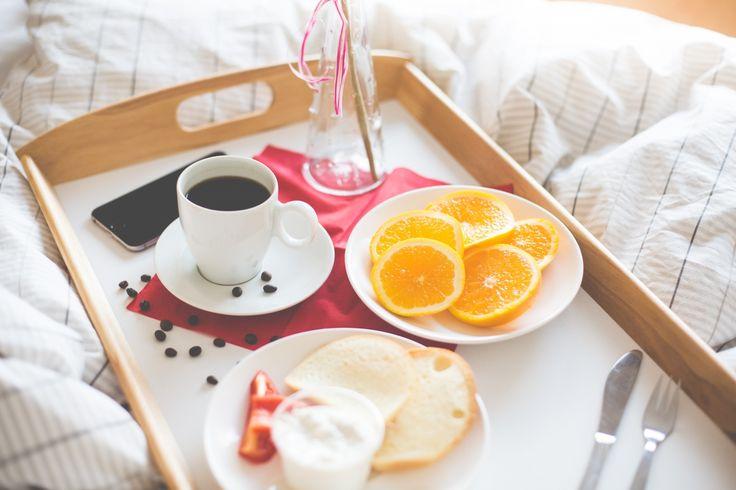 Идеальный завтрак перед походом в свадебный салон