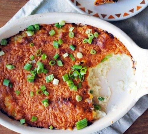 Ilyet még biztos nem ettél: Sajtos sült karfiol püré - Ketkes.com