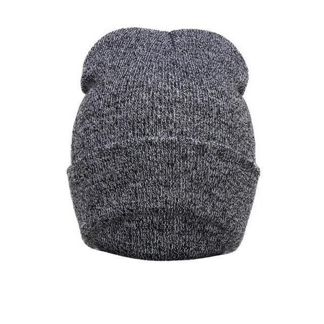 Newly Unisex Gorros De Lana Mujer Outdoors Winter Hats For Women Warm Knit Crochet Hats Braided Headdress Solid Winter Cap #HatsForWomenBeanie