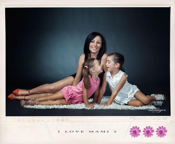 I LOVE MAMI - MªCarmen Paola & Desiré