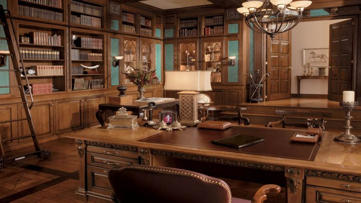 Good Traditional Office Decor With European Traditional Home Office Design  Trends Furniture Traditional | Snipurr | Pinterest