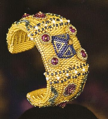 Classical Elegance - 20 Beaded Jewelry Designs - The Beading Gem's Journal