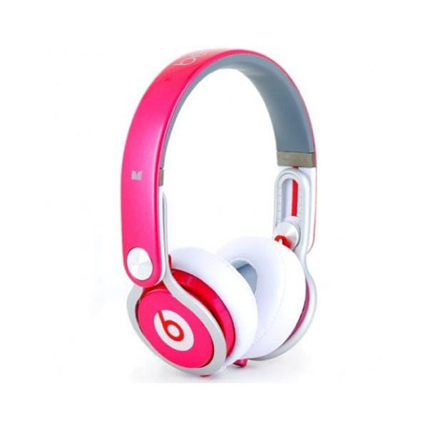 Pink Beats by Dre Headphones
