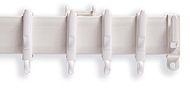 Kestrel Swallow UPVC-Plastic Curtain Track