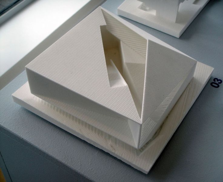 Envelope House | Projects | Divercity Architects, maquette, architectural model, maqueta, modulo
