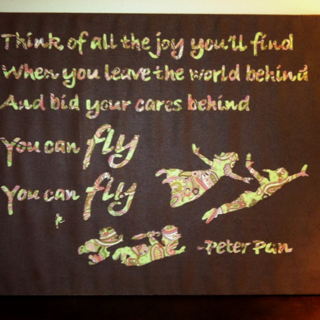 Peter Pan Quotes: 1000+ Images About Peter Pan Quotes On Pinterest