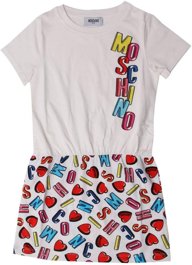 4348ac33 Dress kids moschino kid   Products   Girl outfits, Dresses, Kids outfits