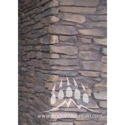 Kodiak Mountain Stone Stone Siding - Shadow Ledge