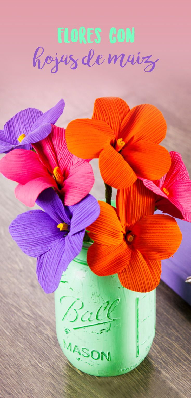 Este tip te enseñará el paso a paso para hacer estas lindas flores. Son sencillas y lucen muchísimo, decorarán tu casa, oficina o serán un bello regalo.
