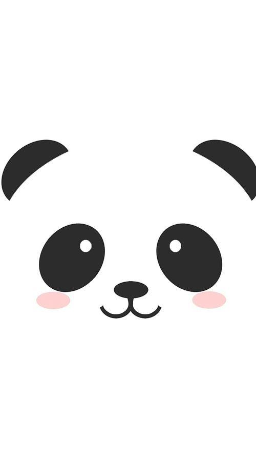 Imagem de panda, cute, and wallpaper