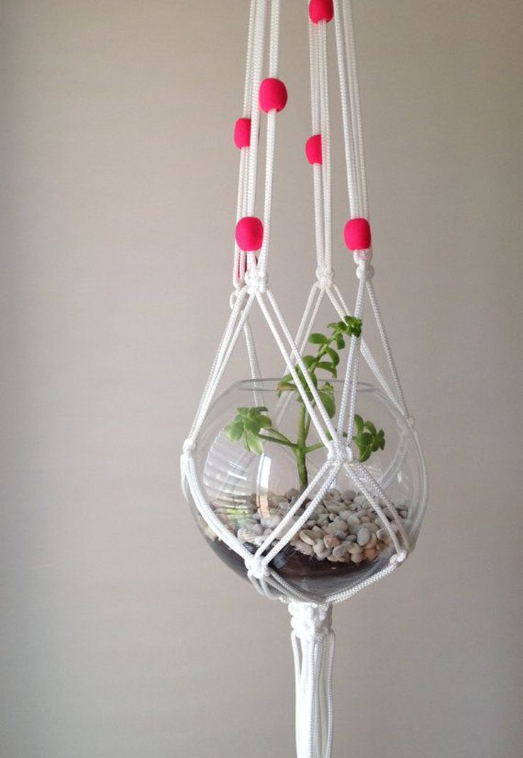 25+ unique Macrame plant hanger patterns ideas on ...