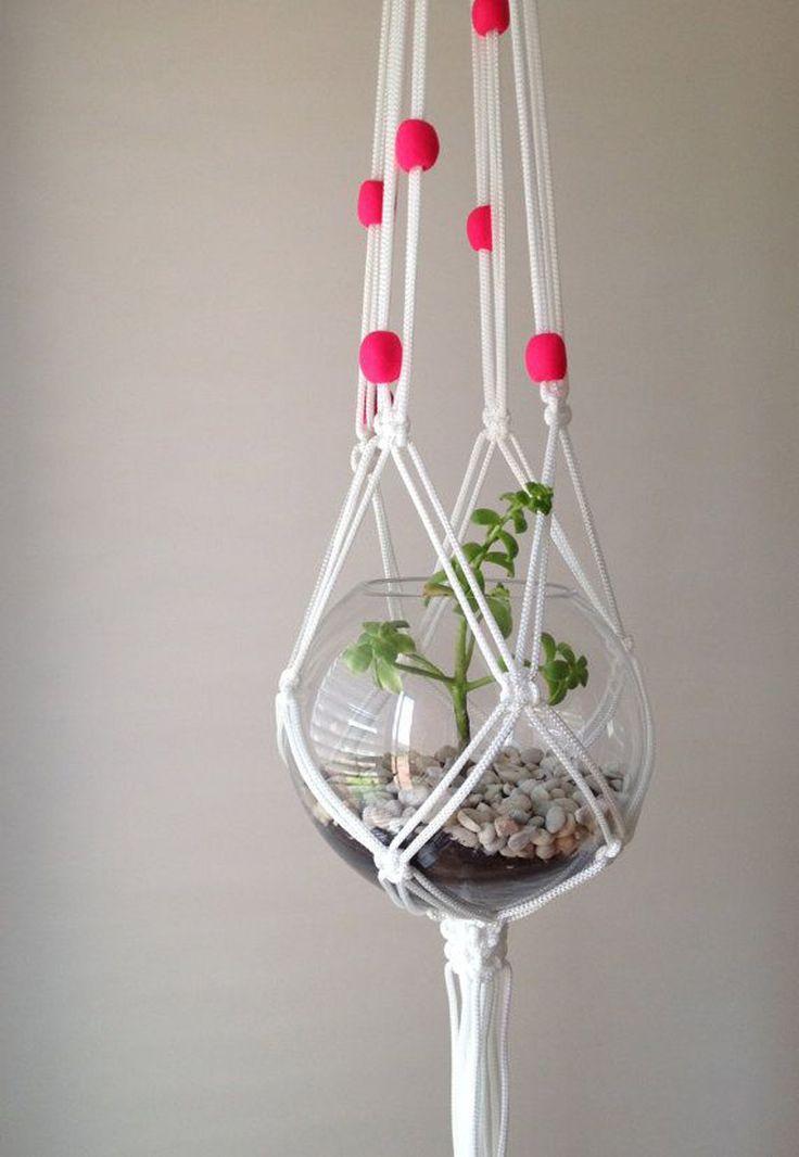 Best 25 Macrame Plant Hanger Patterns Ideas On Pinterest