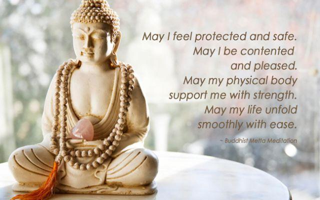 Loving Kindness Meditation - http://luzialight.wordpress.com/2013/11/05/loving-kindness-meditation/