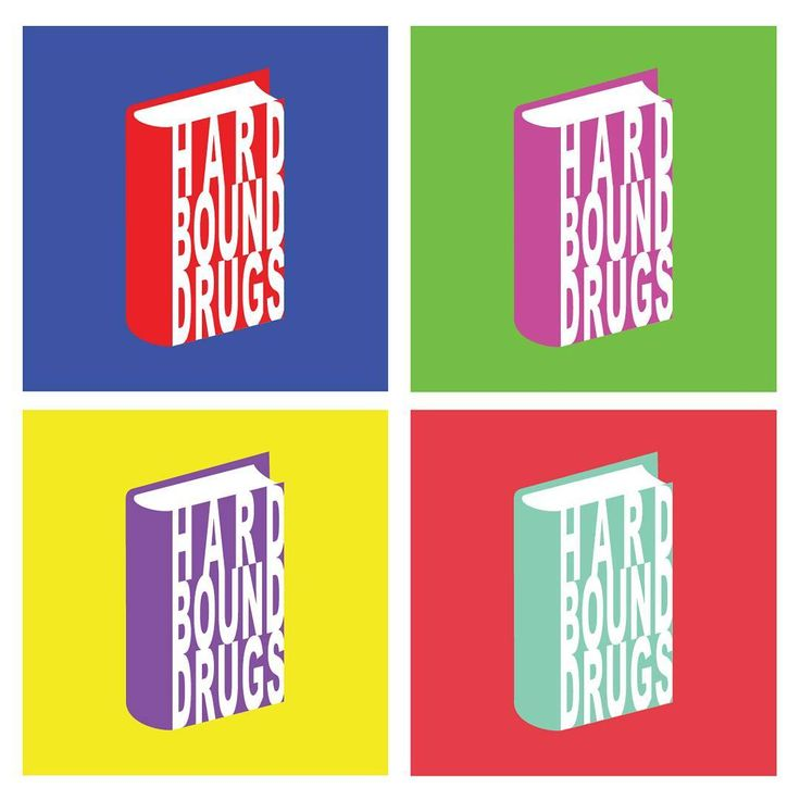 #hardbound #drugs #design #graphicdesign #logo #logoart #books #bookstagram #booklove #booklife #instabooks #creative #visualart #popart #andywarhol #warhol #culture #popculture