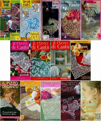 Mani di Fata - Il Pizzo di Cantù - Álbuns da web do Picasa Complete collection