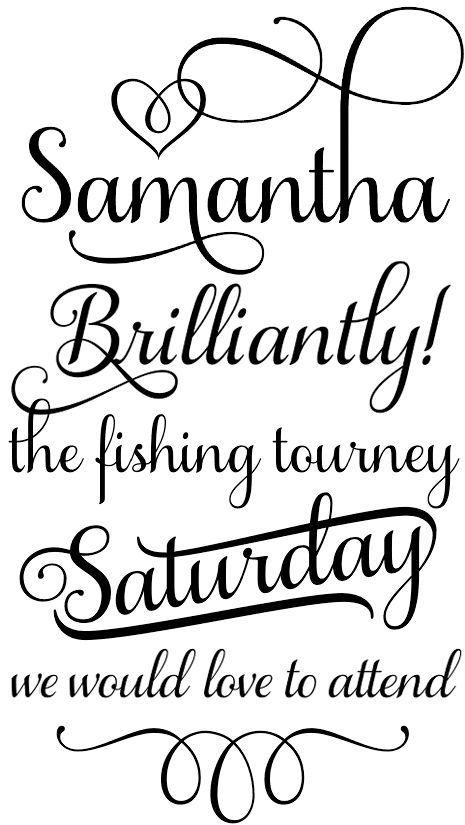 samantha #font #free #freefont #scriptfont - Google Search