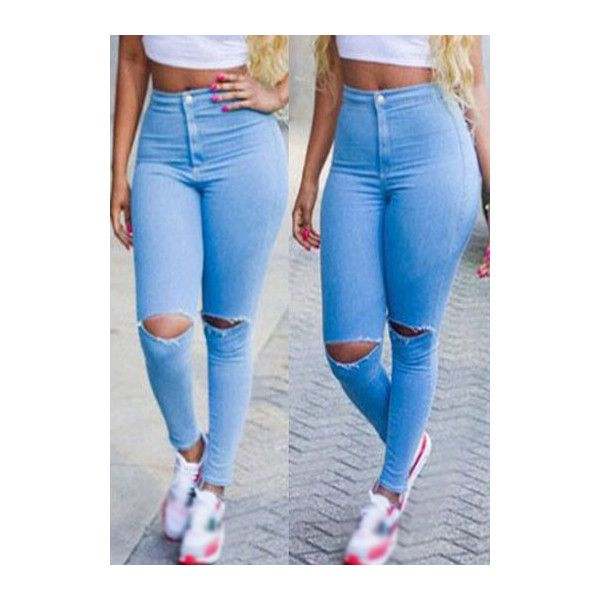 1000  images about Designed Jeans on Pinterest | Blue skinny jeans