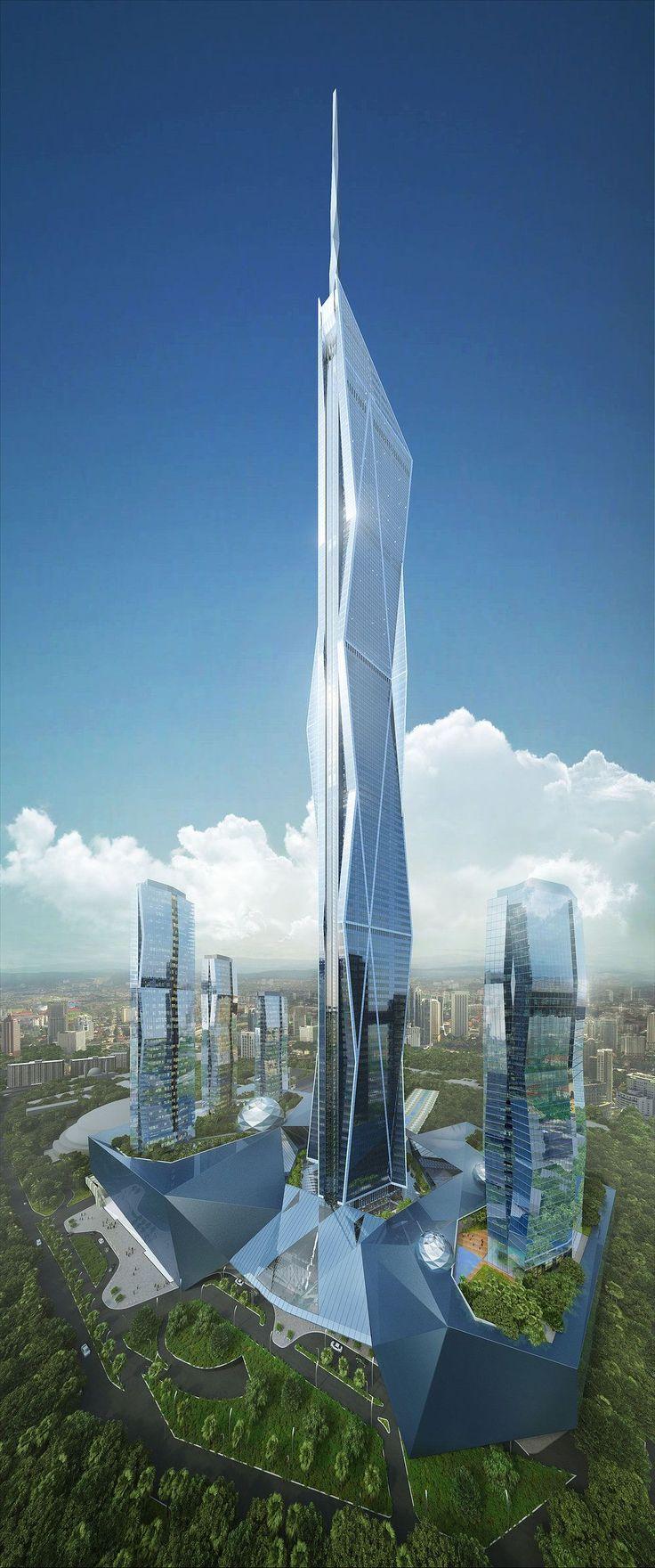 KUALA LUMPUR   Merdeka PNB118   630m (2067ft)   118 Stockwerke   In Bau