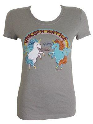 David & Goliath Unicorns Ladies T-Shirt