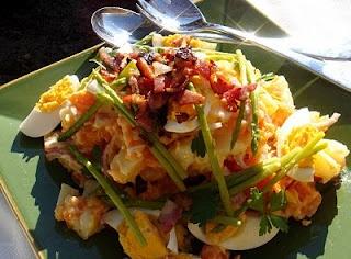 Thermomix: BBQ - Sweet Potato Salad