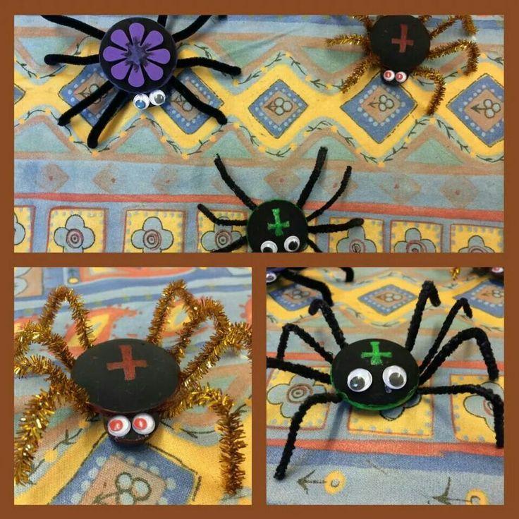 Lätta spindlar