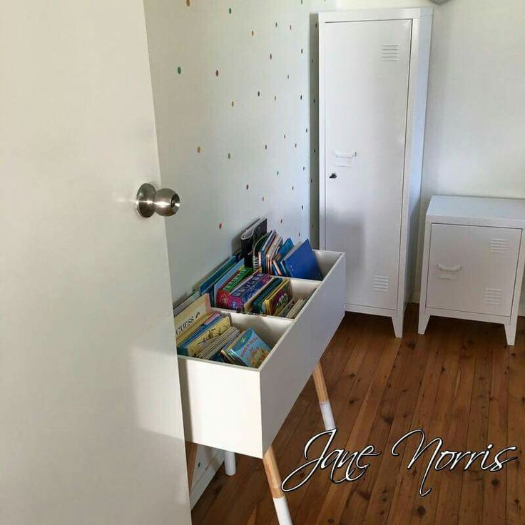 Kmart hack book storage