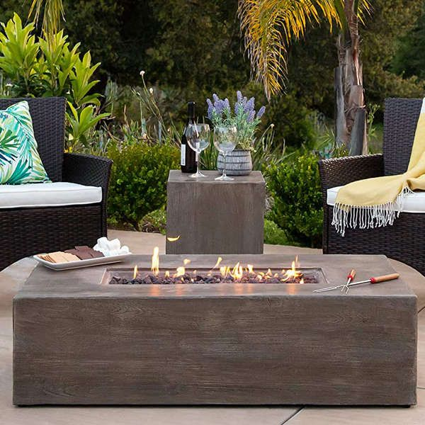 10 Best Propane Fire Pits Rankandstyle In 2020 Propane Fire Pit Fire Pit Top 10 List