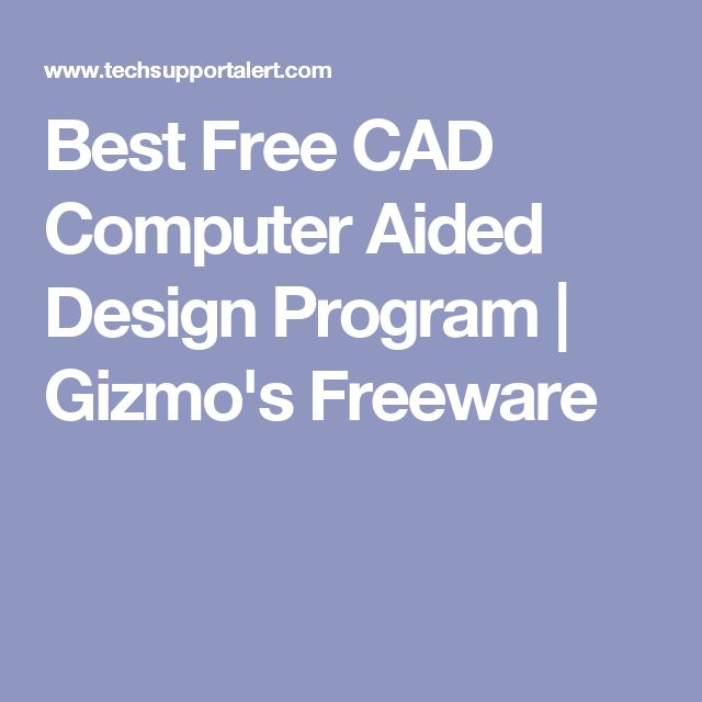 Nice Best Free CAD Computer Aided Design Program Gizmo us Freeware KostenlosDesignCad Computer
