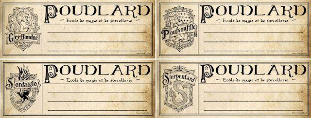 Potter Frenchy Party - Une fête chez Harry Potter: Un Noël Harry Potter : jolies idées de paquets cadeaux