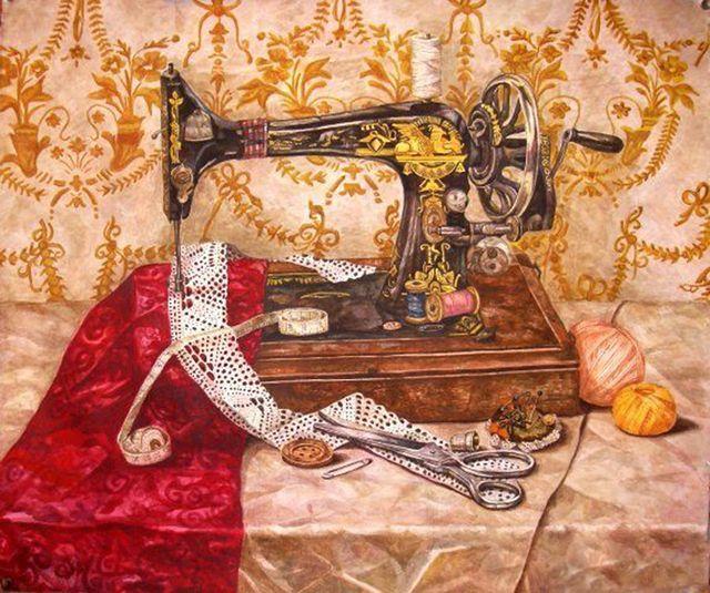 Картинки на тему шитья одежды со швейной, картинки