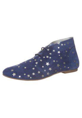 Ippon Vintage HYP-SPACE - Casual lace-ups - blue - Zalando.co.uk