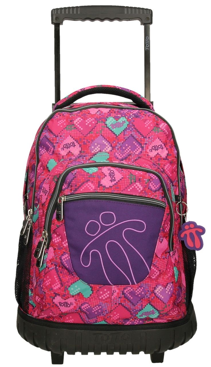 207 best 《Mochilas》 images on Pinterest | School backpacks ...