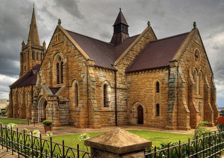 Dutch Reformed Church Vryheid Natal - South Africa