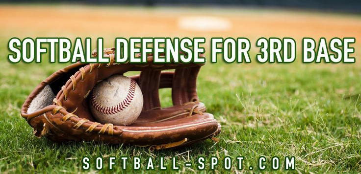 Third base is a reaction position. In this video, we are talking a little bit about the 3rd base position, and some tips for softball defense from 3rd base.
