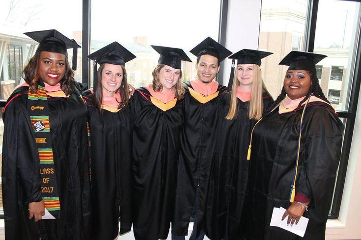 MPH graduation hood
