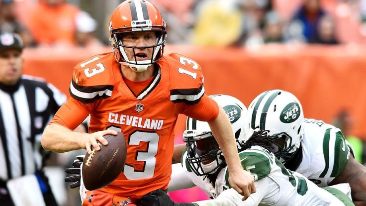 Josh McCown can relate to Browns' misery; he was part of it