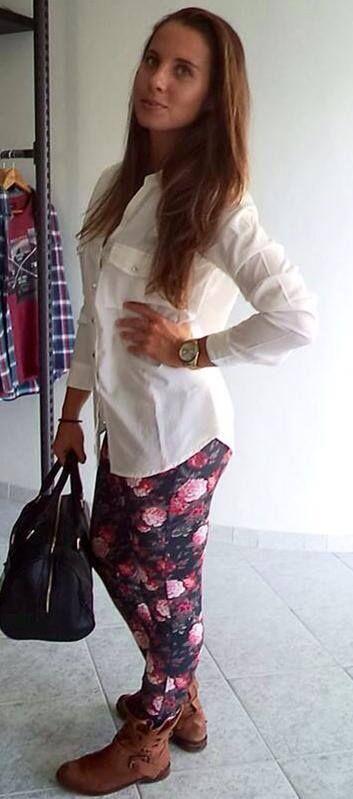 Camisa Tiffosi  - 25.99€ Leggings Cirrone - 19.90€