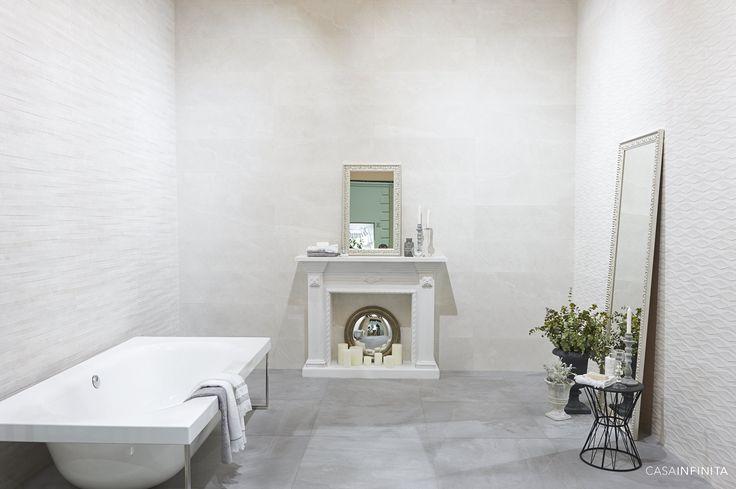 #Cevisama17 #Interiorismo #Reforma #Arquitecto #Design #Tiles #Cerámica #Arquitectura #Bain #Bathroom #Baño #Inspiración #Casa