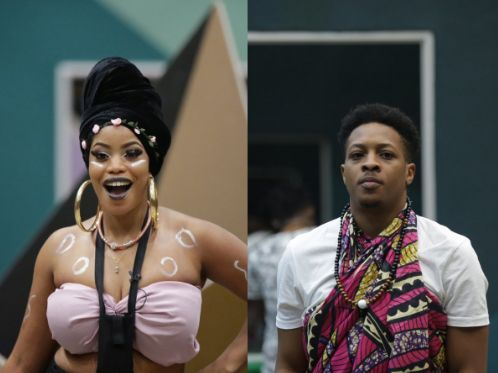 Big Brother Naija fake housemates, Jon and Ese, Evicted from the house