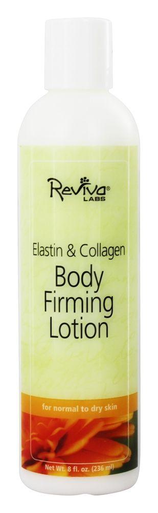 Reviva Labs - Elastin & Collagen Body Firming Lotion - 8 oz.