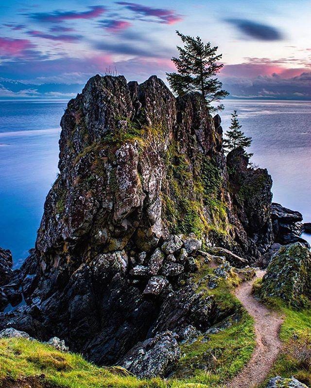 East Sooke Regional Park. Vancouver Island