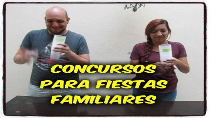 CONCURSOS FACILES PARA FIESTAS FAMILIARES