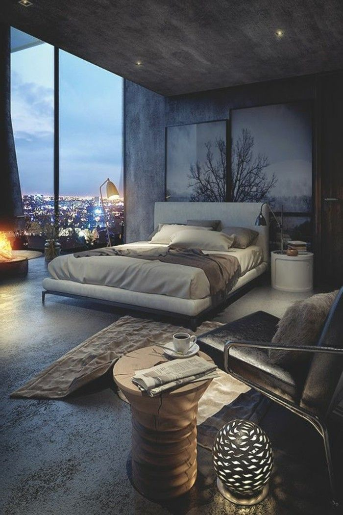 881 best chambre images on pinterest bedrooms bed room for Decorer ma chambre a coucher