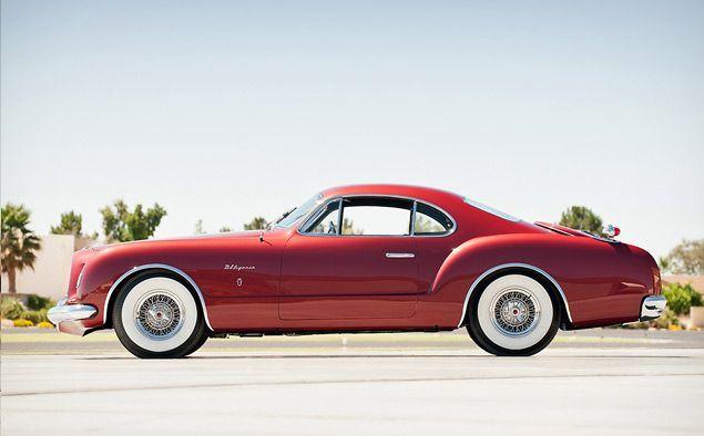 1953 Chrysler d Elegance (Ghia)   – cars
