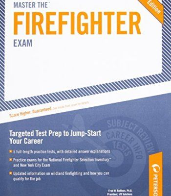 Master The Firefighter Exam: Targeting Test Prep to Jump-Start Your Career (Arco Master the Firefighter) PDF