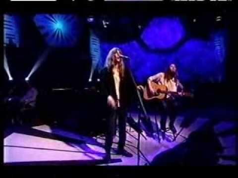 Patti Smith, Dancing barefoot, (unplugged)