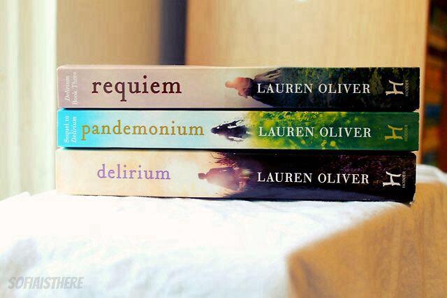 Delirium Trilogy